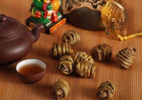铁皮石斛花枸杞茶
